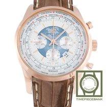 Breitling Transocean Chronograph Unitime RB0510U0/A733 2020 neu