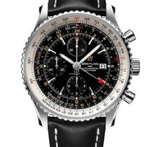 Breitling Navitimer GMT A24322121B2X1 nuevo