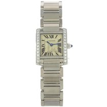 Cartier Tank Française new 2019 Quartz Watch with original box and original papers W4TA0008