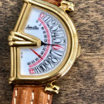 Jean d'Eve 31mm Quartz Jean D'eve Sectora Jump Hour C. 1980's tweedehands