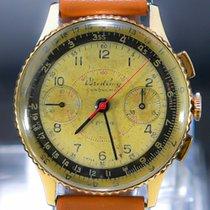 Breitling Chronomat Rózsaarany 36mm Pezsgőszínű Arab