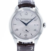 Baume & Mercier Clifton Steel 41mm Silver United States of America, Georgia, Atlanta