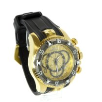 Invicta Gold/Steel 52mm Quartz 24276 pre-owned United States of America, Texas, Beaumont