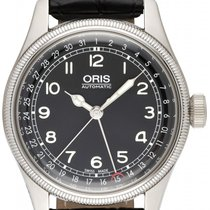 Oris Steel 40mm Automatic 01 754 7696 4064-07 5 20 53 new