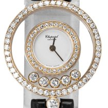 Chopard Happy Diamonds 4097 1994 gebraucht