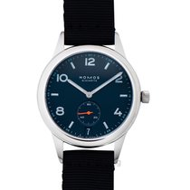 NOMOS Club Automat Datum 41.5mm Blue United States of America, California, San Mateo