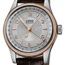 Oris Big Crown Pointer Date 40mm Srebro