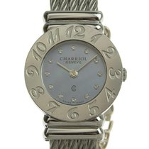Charriol St-Tropez pre-owned 24mm Steel