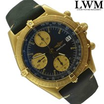 Breitling 81950 Yellow gold 1984 Chronomat 39mm pre-owned