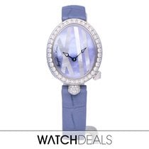 Breguet new Automatic 32.7mm White gold Sapphire crystal