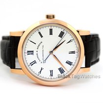 A. Lange & Söhne Richard Lange Rose gold 40.5mm Silver Roman numerals United States of America, Florida, Aventura