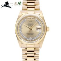 Rolex Day-Date 36 18038 Fair Yellow gold 36mm Automatic