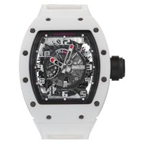 Richard Mille RM030 Ceramic 2015 RM 030 42mm pre-owned