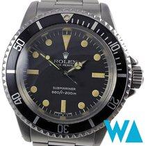 Rolex Submariner (No Date) 5513 1969 rabljen