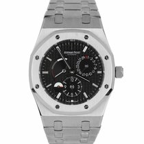 Audemars Piguet Royal Oak Dual Time 26120ST.OO.1220ST.03 begagnad