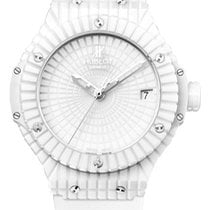 Hublot Big Bang Caviar Céramique Blanc