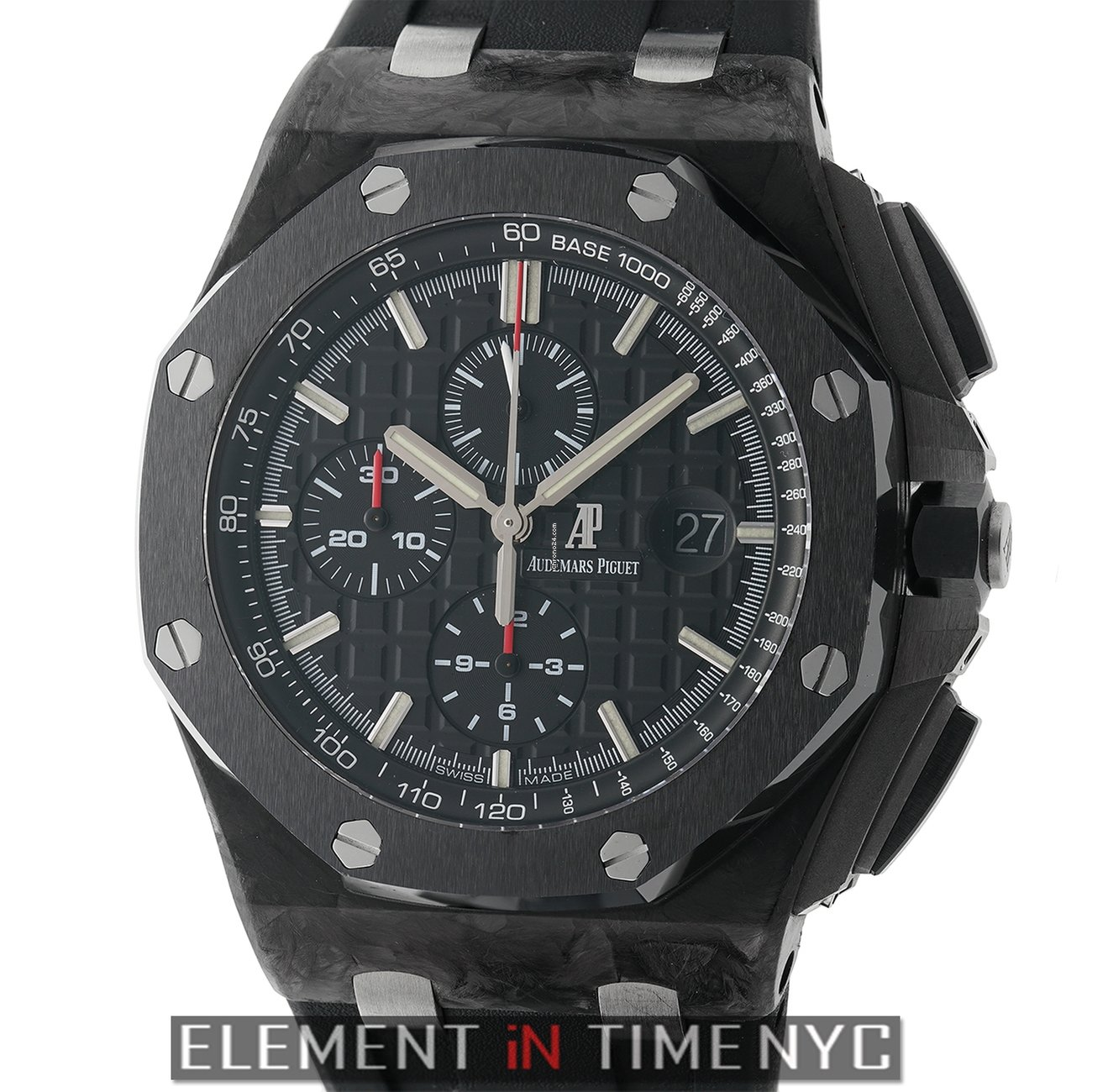 2a4c871eaa6 Audemars Piguet Royal Oak Offshore Chronograph Forged Carbon... for $29,495  for sale from a Trusted Seller on Chrono24