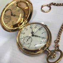 Mouvement de la Vallée Pocket watch