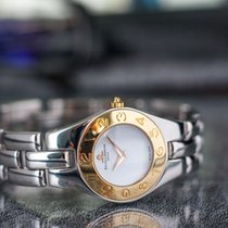 Baume & Mercier Ladies' Linea Steel/Gilded