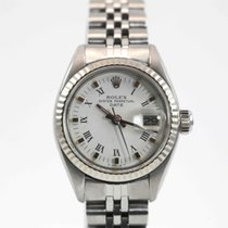 Rolex Oyster Perpetual Lady Date Full Set + Service + 2 Dials