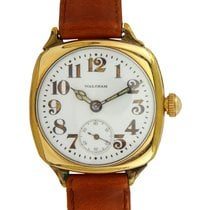 Waltham Gold/Steel 32mm Manual winding pre-owned United States of America, California, Los Angeles
