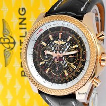Breitling Bentley B06 Chronograph 18k Rose Gold Box/Papers RB0611