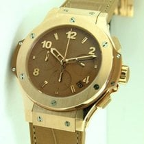 Hublot 341.PA.5390.LR Big Bang Tutti Frutti Camel 41mm in Rose...