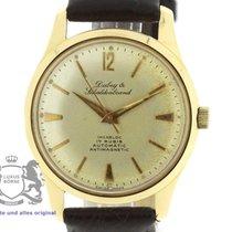 Dubey & Schaldenbrand Vintage solid 18K Yellow Gold Men's...