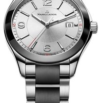 Maurice Lacroix Miros Steel 40mm Silver United States of America, New York, Airmont