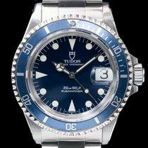 Tudor 79090 Submariner Blue Glossy Dial SS / SS (28629)