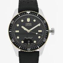 Oris Divers Sixty-Five 40mm Date Black Dial