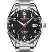 Swiss Military 40mm Automatic new Black