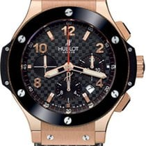 Hublot Big Bang 44 mm Rose gold 44mm Black Arabic numerals United States of America, New York, NYC