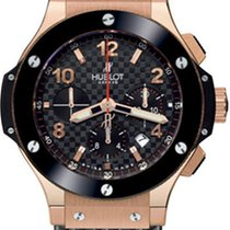 Hublot Big Bang 44 mm new Automatic Chronograph Watch with original box and original papers 301.PB.131.RX
