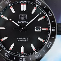 TAG Heuer Connected Modular 45 Carrera Calibre 5 Titanium...