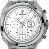 Junghans Bogner by Junghans new Automatic Chronograph Watch with original box and original papers 027/4265.44