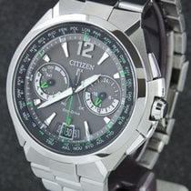 Citizen Zeljezo 48mm Kvarc CC1090-52F nov