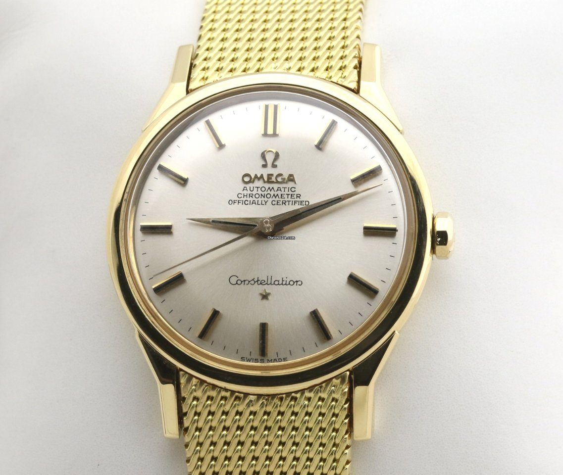 Omega Constellation All Prices For Omega Constellation Watches On