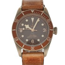 Tudor Black Bay Bronze Bronze 43mm Brown Arabic numerals United States of America, Maryland, Baltimore, MD