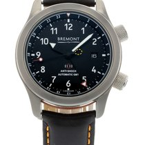 Bremont 43mm Automatic 2010 pre-owned MB Black