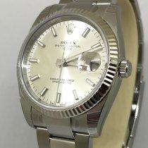 Rolex Datejust Acier 34mm