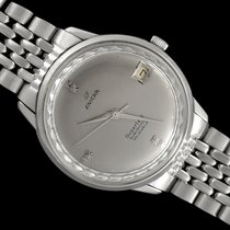 Enicar 35mm Automatic 1960 pre-owned Silver
