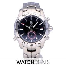 TAG Heuer Link WJF2115 Very good Steel 42mm Automatic