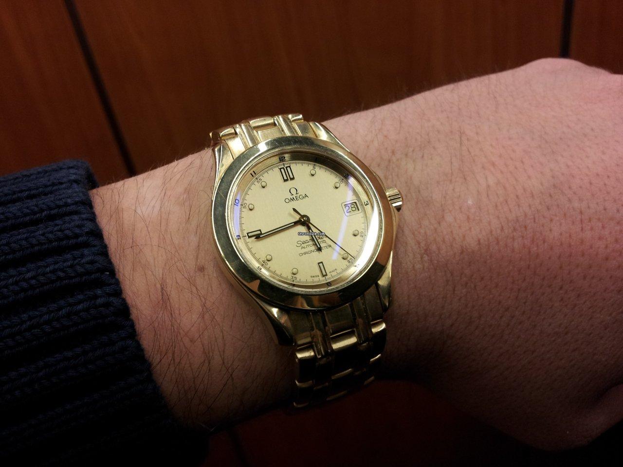 812f0adce033 Relojes Omega Oro amarillo - Precios de todos los relojes Omega Oro amarillo  en Chrono24