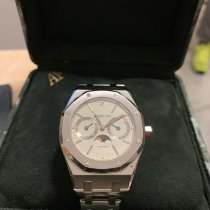 Audemars Piguet Royal Oak Day-Date Steel