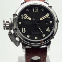 U-Boat Chimera Steel 43mm Black