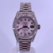 Rolex Lady-Datejust White gold 26mm Mother of pearl United States of America, California, Beverly Hills