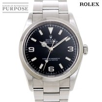 Rolex Aço 35mm Automático 114270 usado