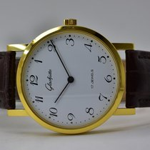 GUB Glashütte Steel 33mm Manual winding GUB Cal. 09-20 pre-owned