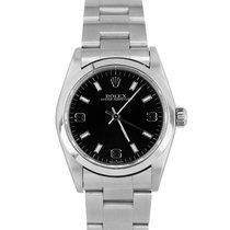 Rolex Oyster Perpetual 31 Steel 31mm Black Arabic numerals United States of America, New York, Massapequa Park